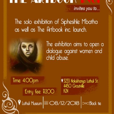 The Artbook Inc - poster - 08 Dec 18
