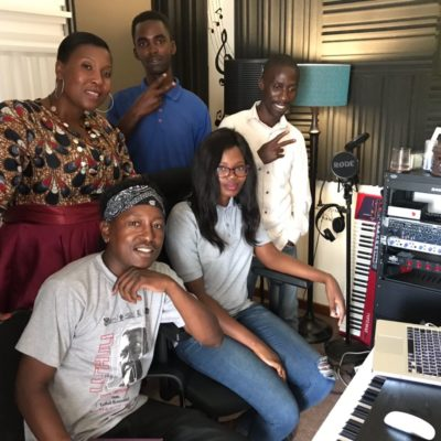 MBW recording session - 19 Jan 18
