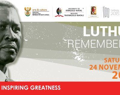 Albert Luthuli Memorial Lecture 2018_website banner